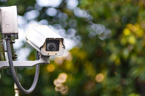 Industrial Monitoring CCTV